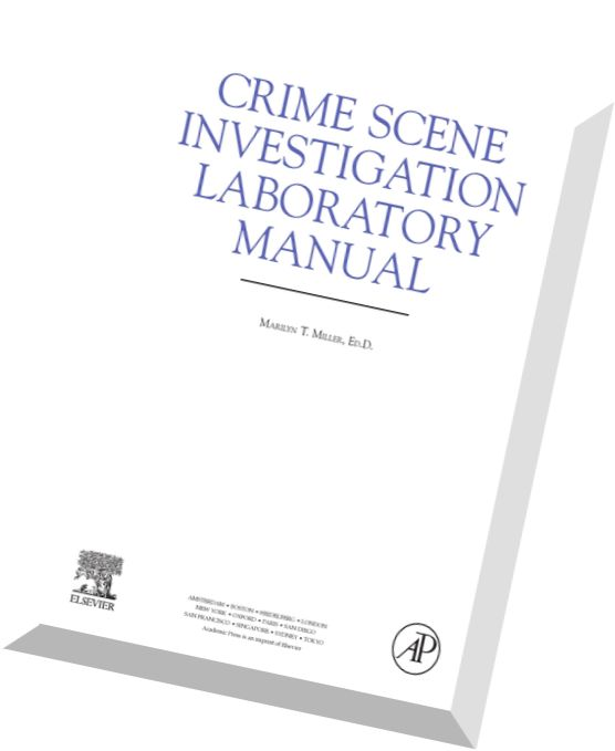 download crime scene investigation laboratory manual
