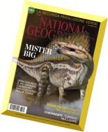 National Geographic Italia - Ottobre 2014