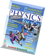 Physics For You - October 2014