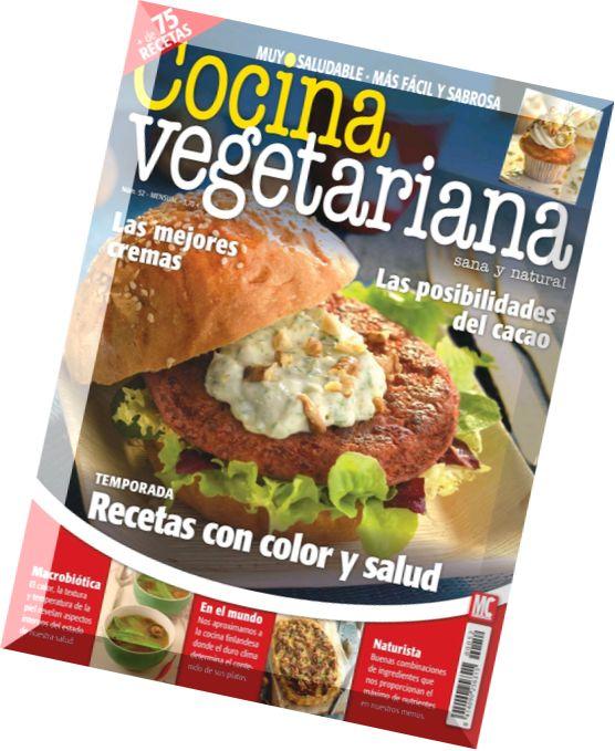 Download cocina vegetariana n 52 octubre 2014 pdf magazine for Cocina vegetariana