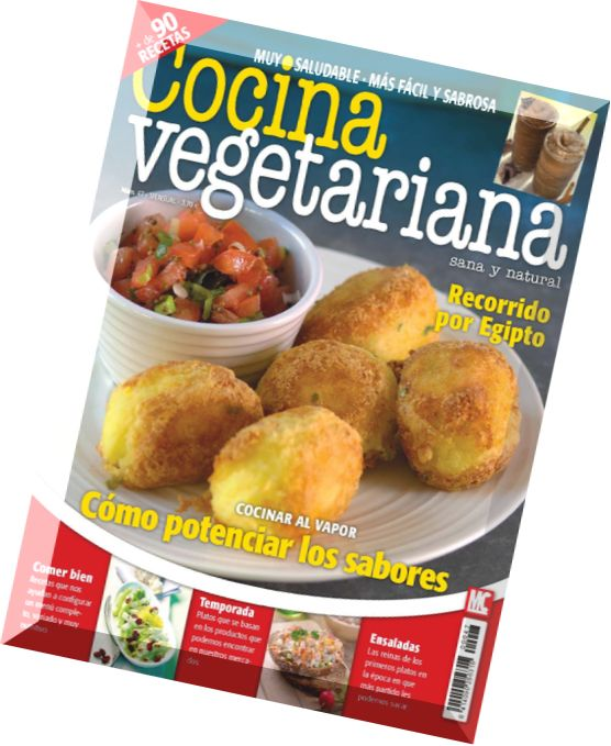Download cocina vegetariana may 2014 pdf magazine for Cocina vegetariana