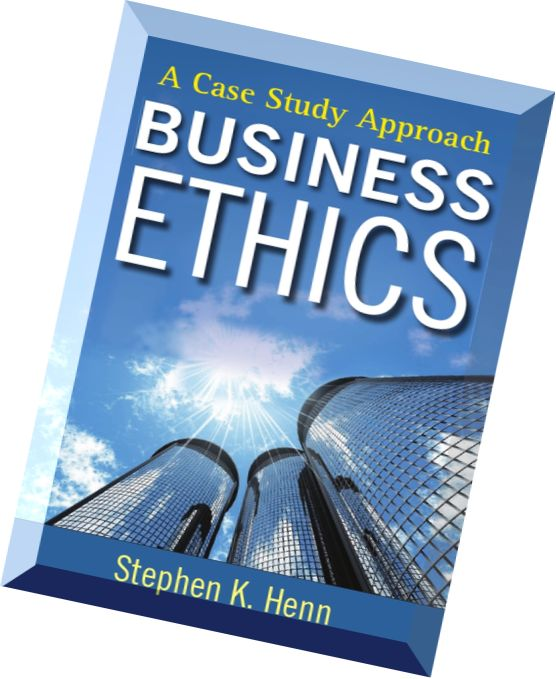 research papers on business ethics