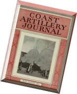 Coast Artillery Journal - July-August 1931