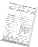 Coast Artillery Journal - May-June 1931