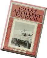 Coast Artillery Journal - November-December 1931