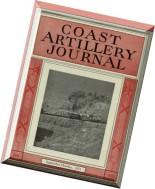 Coast Artillery Journal - September-October 1931