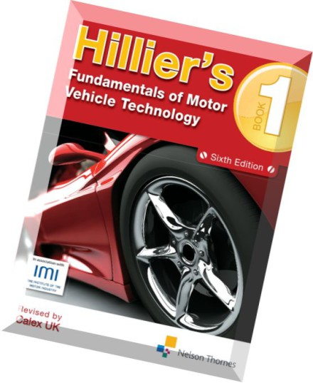 Download Hillier S Fundamentals Of Motor Vehicle