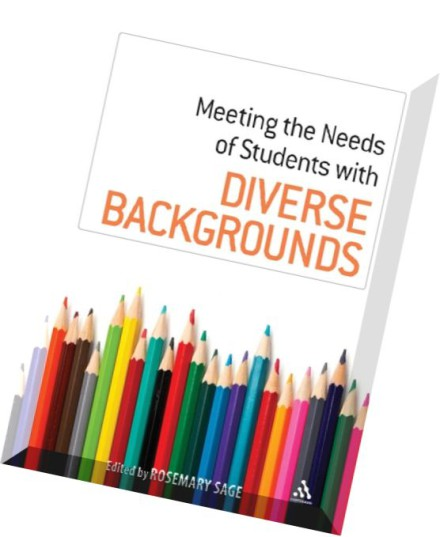 diversity data meeting the needs of Interview questions regarding diversity how do you seek opportunities to improve the learning environment to better meet the needs of students from all over the world and from students who have been historically marginalized in the usa.