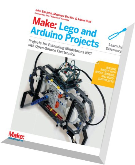 Download make lego and arduino projects for