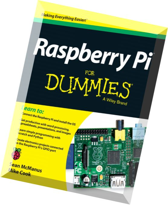 Raspberry pi for dummies free download