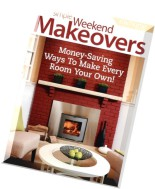 Simple Weekend Makeovers (My Home My Style)