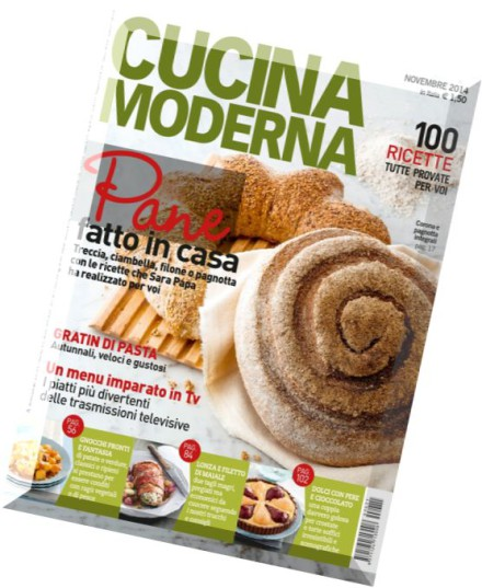 Download cucina moderna novembre 2014 pdf magazine for Cucina moderna magazine