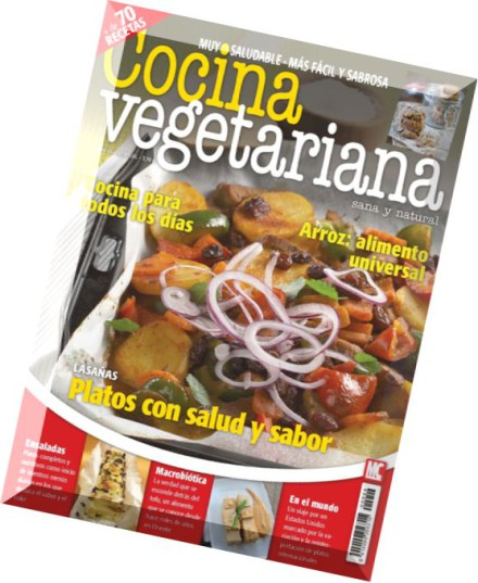 Download cocina vegetariana february 2014 pdf magazine for Cocina vegetariana