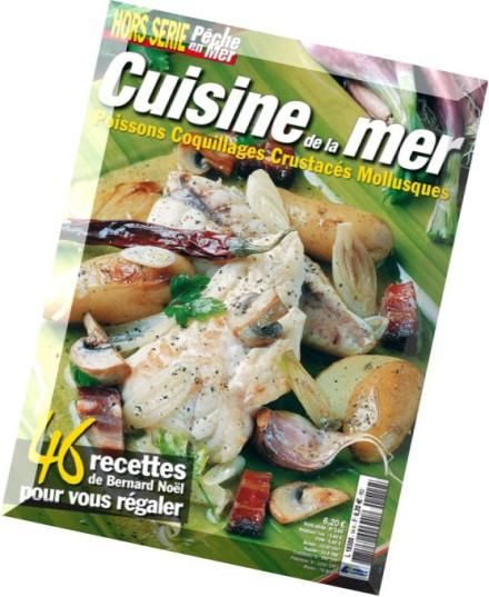 Download peche en mer hors serie n 14 cuisine de la mer for Hors serie cuisine