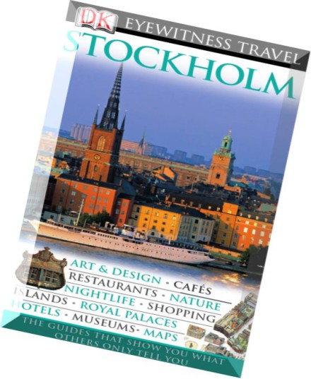 Stockholm Travel Guide: Download Stockholm (DK Eyewitness Travel Guides) (Dorling
