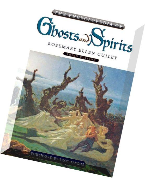 Pdf spirits encyclopedia of
