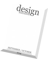 Design Magazine Issue 19 - September-October 2014