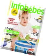 Infobebes N 130-131 - Novembre-Decembre 2014