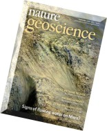 Nature Geoscience - January 2014_01