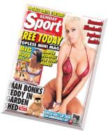 Sunday Sport - 12 October 2014