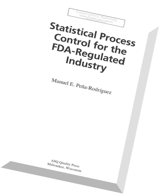 Statistical process control examples pdf
