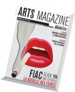 Arts Magazine N 92 - Novembre 2014