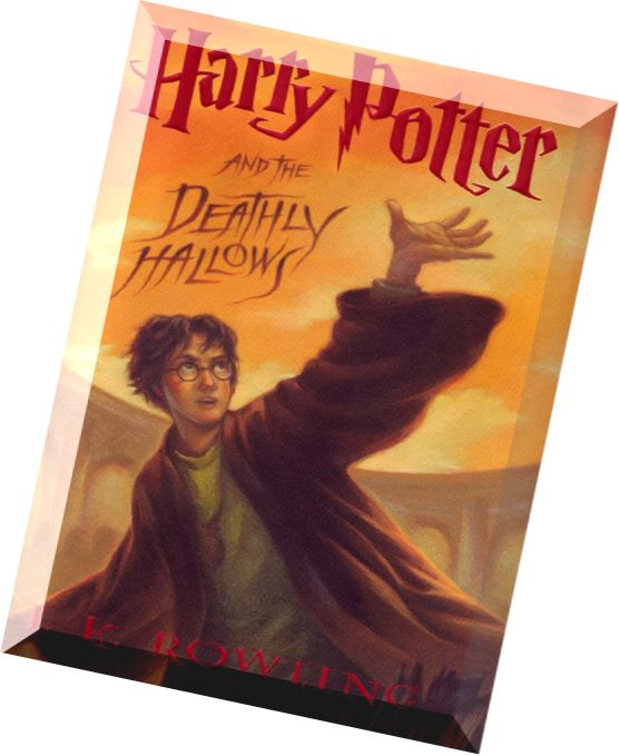 harry potter and the deathly hallows book report