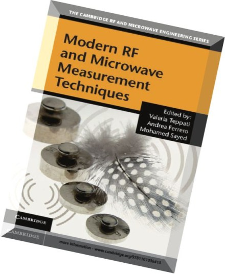 download modern rf and microwave measurement techniques pdf magazine. Black Bedroom Furniture Sets. Home Design Ideas