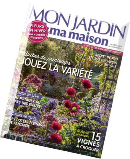 download mon jardin ma maison n 658 novembre 2014 pdf magazine. Black Bedroom Furniture Sets. Home Design Ideas