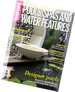 Backyard & Garden Design Ideas Special - Pools, Spas & Water Features