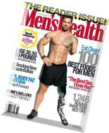 Men's Health USA - November 2014