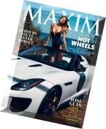 Maxim USA - November 2014