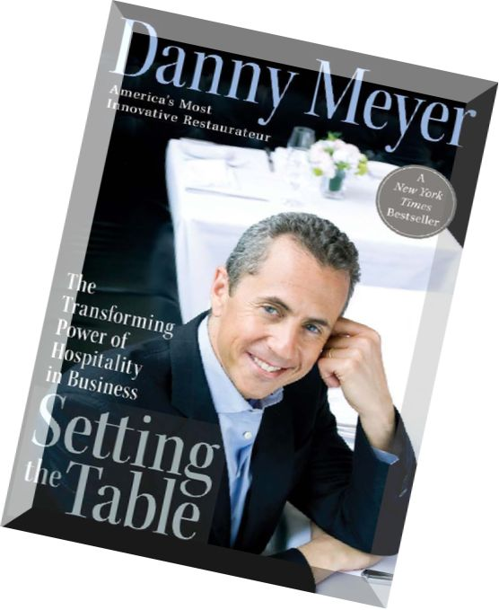 Danny meyer setting the table