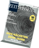 Zeit Wissen Oktober-November 2014