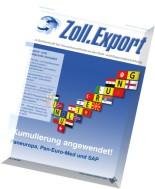 Zoll.Export - Oktober 2014