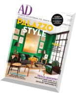 AD Architectural Digest Germany - November 2014