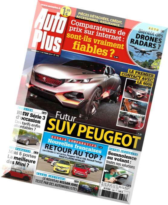 download auto plus n 1363 17 au 23 octobre 2014 pdf magazine. Black Bedroom Furniture Sets. Home Design Ideas