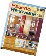 Bauen & Renovieren - November-Dezember 2014