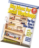 Big Ideas for Small WorkShops 2014