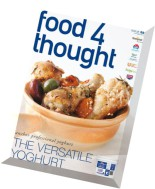Food 4 Thought - Issue 58, 2014