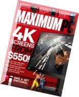 Maximum PC Magazine - December 2014