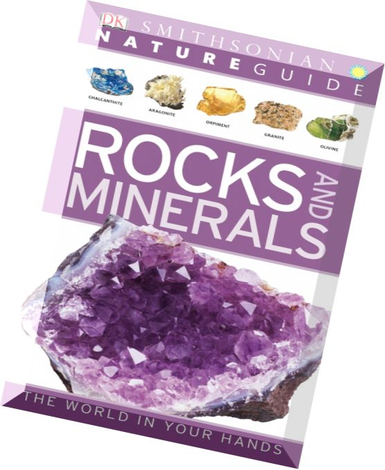 Download Nature Guide – Rocks and Minerals - PDF Magazine