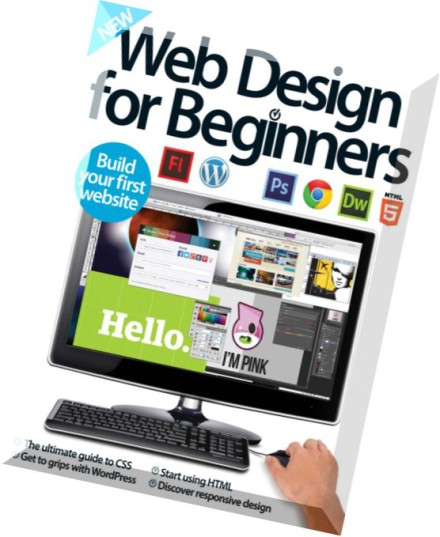 Download Web Design For Beginners 2014 Pdf Magazine