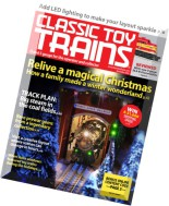 Classic Toy Trains - December 2014