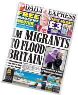 Daily Express - Saturday, 18 October 2014