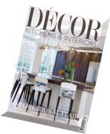 Decor Kitchens & Interiors - October-November 2014