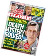 Globe - 27 October 2014
