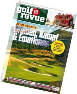 Golfrevue - N 6, September 2014