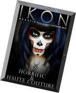 IKON Magazine - October 2014