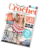 Simply Crochet - Issue 24, 2014